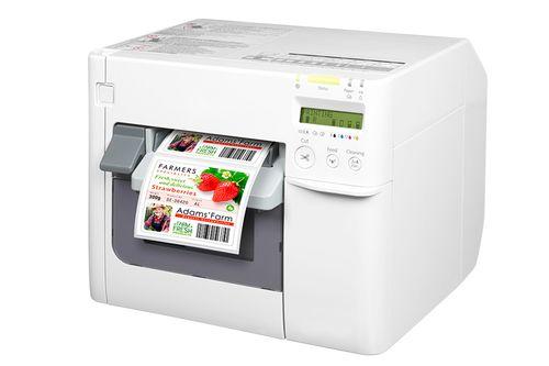Принтер цветных этикеток