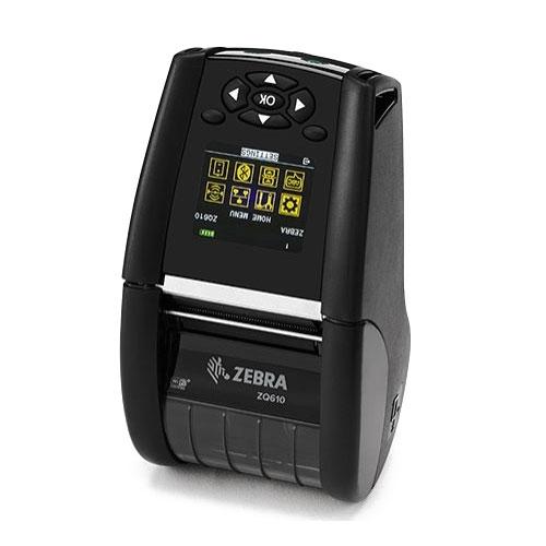 Мобильные принтеры этикеток Зебра