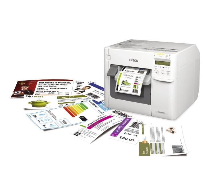 Струйные принтеры этикеток