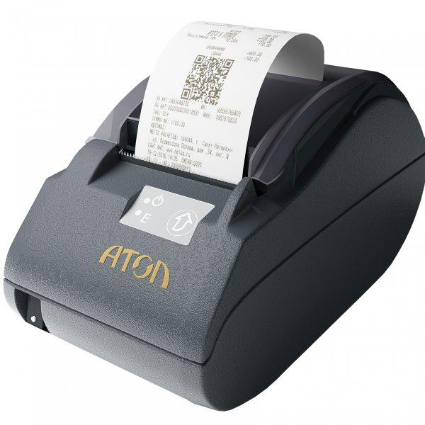 Термотрансферный принтер этикеток Атол