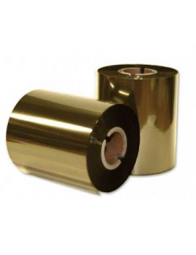Золотой риббон для термотрансферной печати