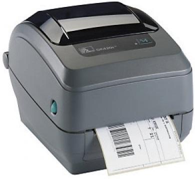 Принтер Zebra gk420t