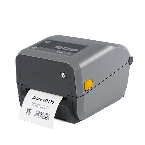 Термотрансферный принтер этикеток Зебра